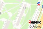 Схема проезда до компании Prizma travel в Нижнем Новгороде