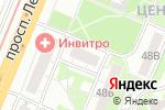 Схема проезда до компании Мадам Кольцова в Нижнем Новгороде
