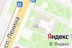 Схема проезда до компании Управление жилищного фонда, инженерной инфраструктуры и строительства в Нижнем Новгороде