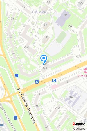 Дом 4 (по генплану) по ул. Пролетарская на Яндекс.Картах