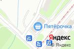 Схема проезда до компании ВсеИнструменты.ру в Нижнем Новгороде