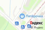 Схема проезда до компании А5 в Нижнем Новгороде