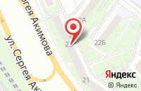 Схема проезда до компании Мастер Левша в Нижнем Новгороде