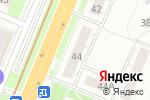 Схема проезда до компании Комильфо в Нижнем Новгороде