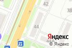 Схема проезда до компании ILIKEapple в Нижнем Новгороде