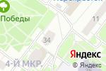Схема проезда до компании Дантист в Нижнем Новгороде