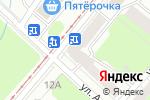 Схема проезда до компании Женская консультация в Нижнем Новгороде
