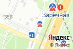Схема проезда до компании Магазин женской одежды в Нижнем Новгороде