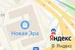 Схема проезда до компании E-da в Нижнем Новгороде