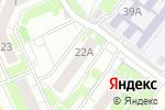 Схема проезда до компании Песочница в Нижнем Новгороде