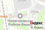 Схема проезда до компании МобиСТО в Нижнем Новгороде
