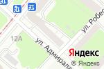 Схема проезда до компании Почтовое отделение №61 в Нижнем Новгороде