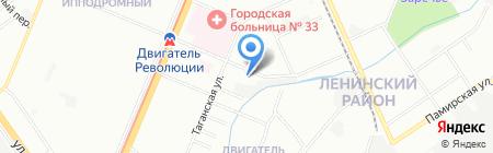 Buffalo Bill на карте Нижнего Новгорода