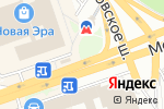 Схема проезда до компании Богатырь №1 в Нижнем Новгороде