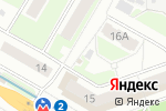 Схема проезда до компании Магазин по продаже фастфудной продукции в Нижнем Новгороде