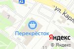 Схема проезда до компании Ювелирная мастерская в Нижнем Новгороде