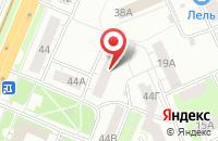 Схема проезда до компании Квота в Нижнем Новгороде