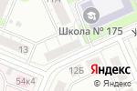 Схема проезда до компании Гастроном 17 в Нижнем Новгороде