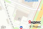 Схема проезда до компании Отделение пенсионного фонда РФ по Нижегородской области в Нижнем Новгороде