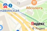 Схема проезда до компании Станция Канавинская в Нижнем Новгороде