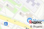 Схема проезда до компании Сестрица в Нижнем Новгороде
