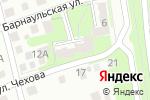 Схема проезда до компании ТСЖ-6А в Нижнем Новгороде