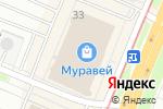 Схема проезда до компании Сеть мастерских в Нижнем Новгороде