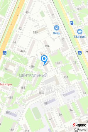 Дом 44Г (2 очередь) по просп. Ленина на Яндекс.Картах