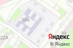 Схема проезда до компании Детский дом №5 в Нижнем Новгороде
