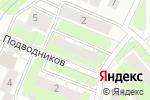 Схема проезда до компании Автомастерская в Нижнем Новгороде