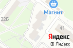 Схема проезда до компании Женская консультация №5 в Нижнем Новгороде