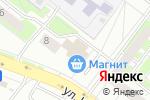 Схема проезда до компании Престиж в Нижнем Новгороде