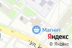 Схема проезда до компании АС-ТУР в Нижнем Новгороде