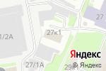 Схема проезда до компании Консар НН в Нижнем Новгороде