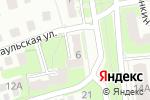 Схема проезда до компании Библиотека семейного чтения в Нижнем Новгороде