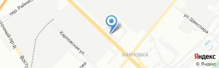 АНКЕРА И КРЕПЕЖНЫЙ ИНСТРУМЕНТ на карте Нижнего Новгорода