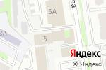 Схема проезда до компании СмС-НН в Нижнем Новгороде