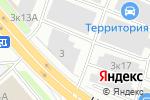 Схема проезда до компании Пункт по замене масла в Нижнем Новгороде