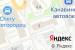 Схема проезда до компании Нижегородская транспортная прокуратура в Нижнем Новгороде