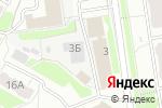 Схема проезда до компании МИСТЕРИЯ в Нижнем Новгороде