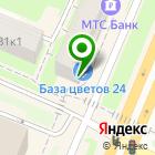 Местоположение компании Ногтевой Супермаркет