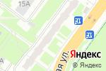 Схема проезда до компании Доктор Zoo НН в Нижнем Новгороде