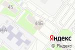 Схема проезда до компании Максим в Нижнем Новгороде