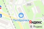 Схема проезда до компании Сеть магазинов товаров смешанного типа в Нижнем Новгороде