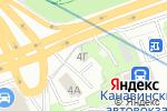 Схема проезда до компании Авто Мото Трейд в Нижнем Новгороде