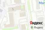 Схема проезда до компании ВНТ Плюс в Нижнем Новгороде