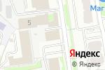 Схема проезда до компании Фонд социального страхования РФ в Нижнем Новгороде