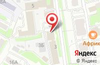 Схема проезда до компании Каскад Дизайн в Нижнем Новгороде