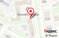Схема проезда до компании Медиа-Инвест в Нижнем Новгороде