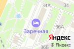 Схема проезда до компании Сервисная компания по заправке кондиционеров в Нижнем Новгороде